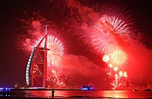 New Year  in United Arab Emirates